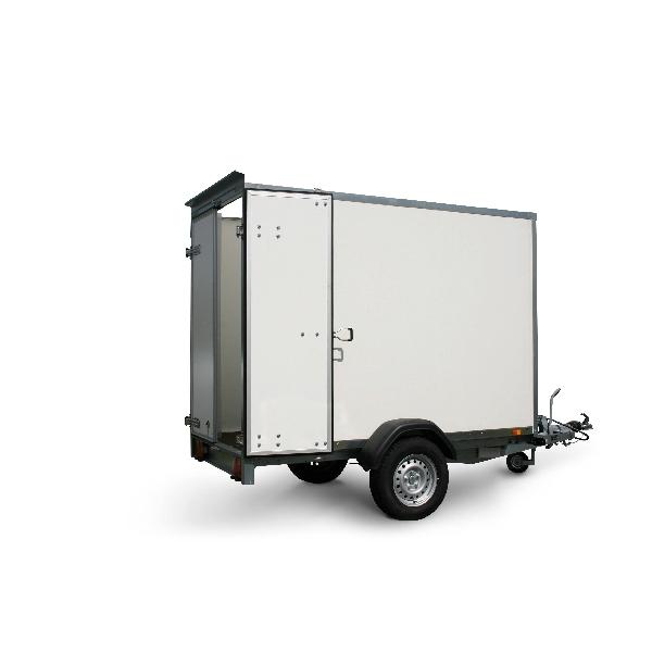 cargotrailer 750kg